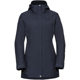 VAUDE Idris II Parka 3in1 Donna, eclipse